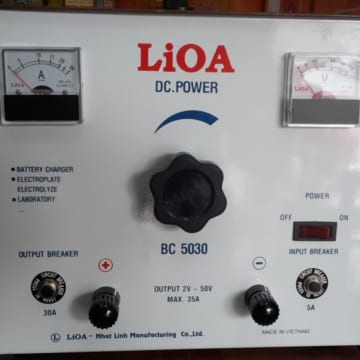 Máy Sạc Ắc Quy LiOA BC5030