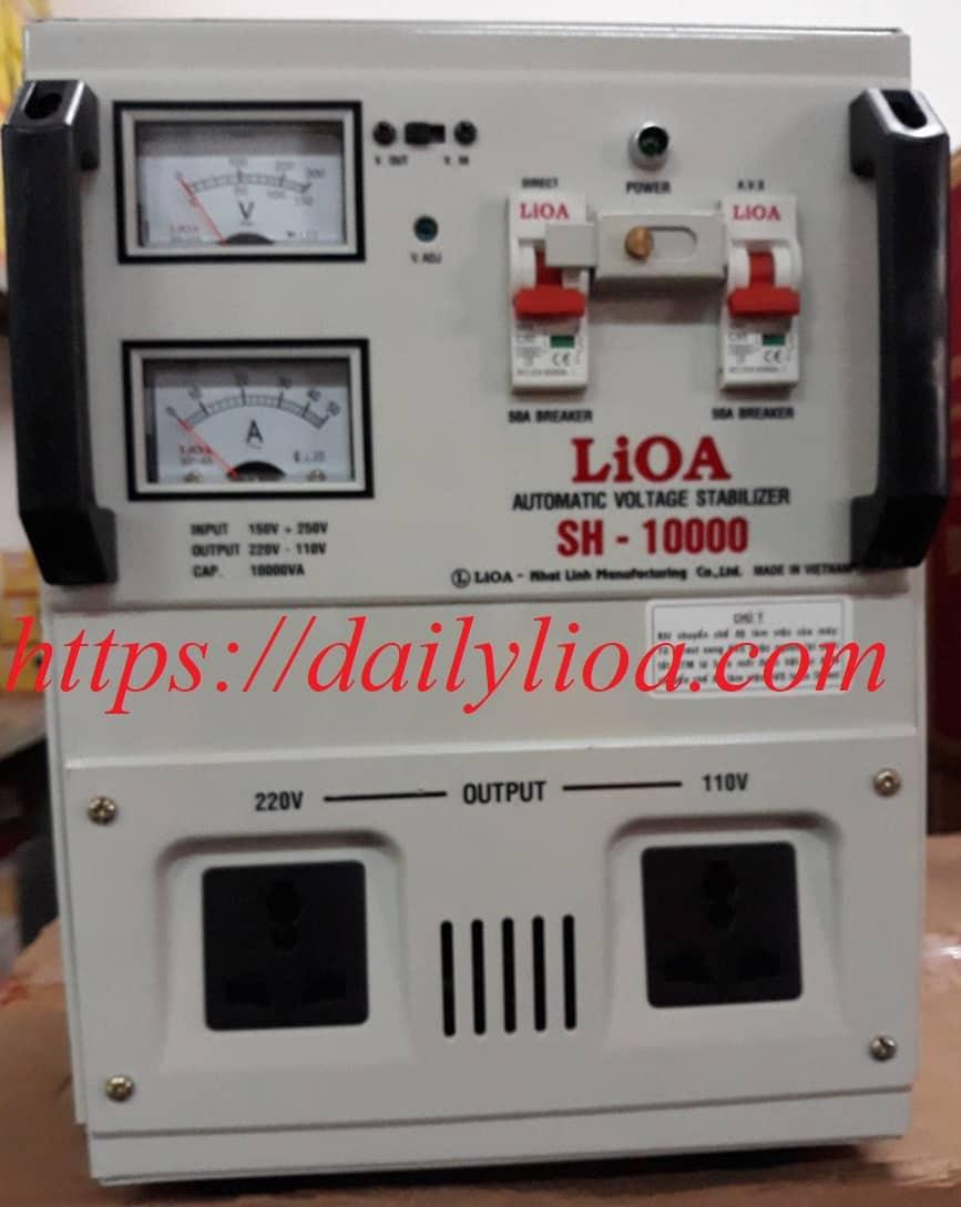 Ổn Áp LiOA 1 Pha SH-10000