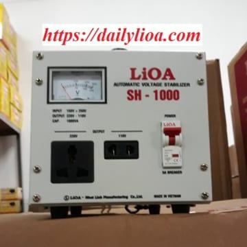Ổn Áp LiOA 1 Pha SH-1000 (1kVA)