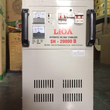 Ổn Áp LiOA 1 Pha SH-20000