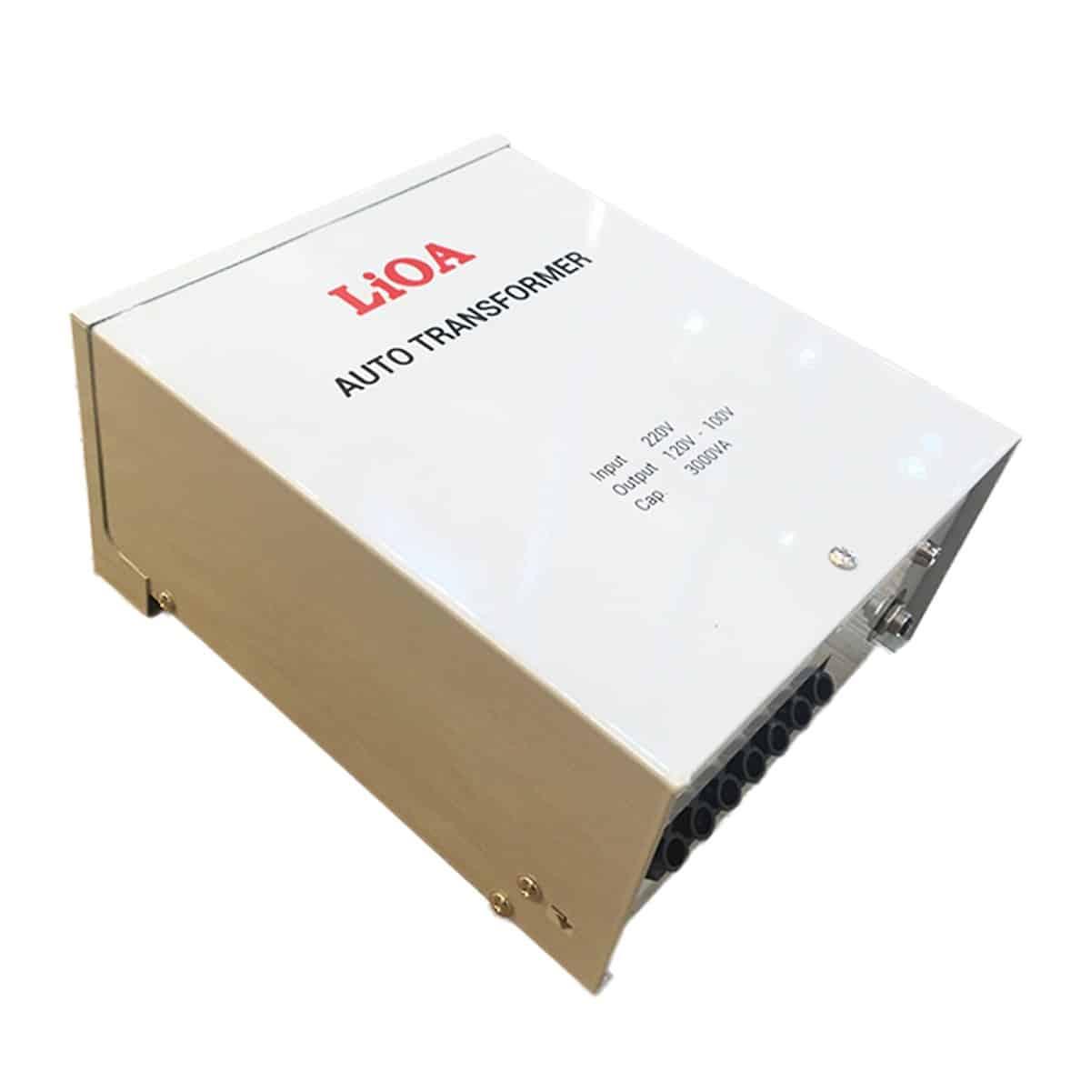 Chuyển Điện 220V Sang 110V LiOA